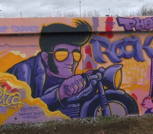 Graffiti Wall 08
