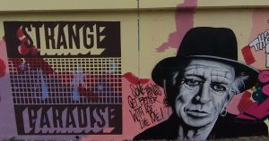 Graffiti Wall 09