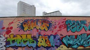 Graffiti Wall 11