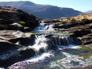 40 Scaladale River waterfall