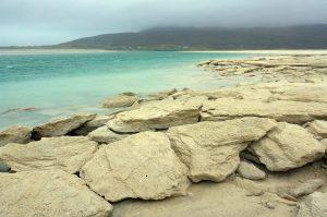 57 Sand boulders & Luskentyre