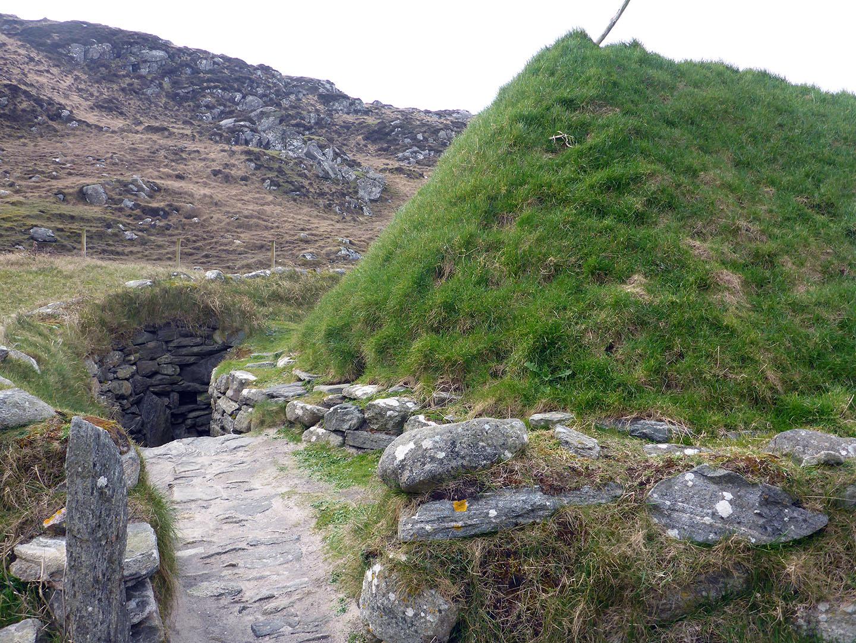 87 Iron Age House