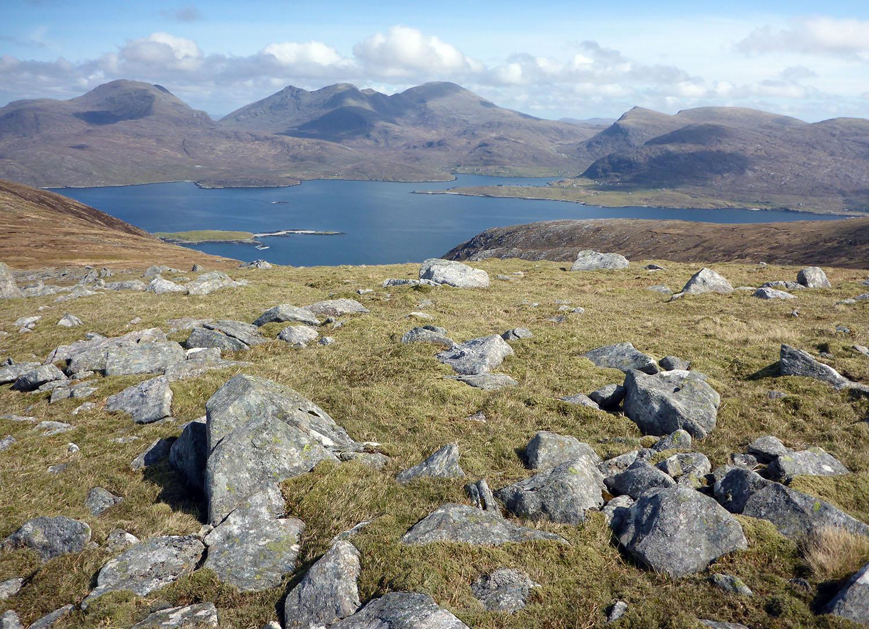 103 Loch a Siar, Loch Bun Abhainn Eadarra (Ardashaig)