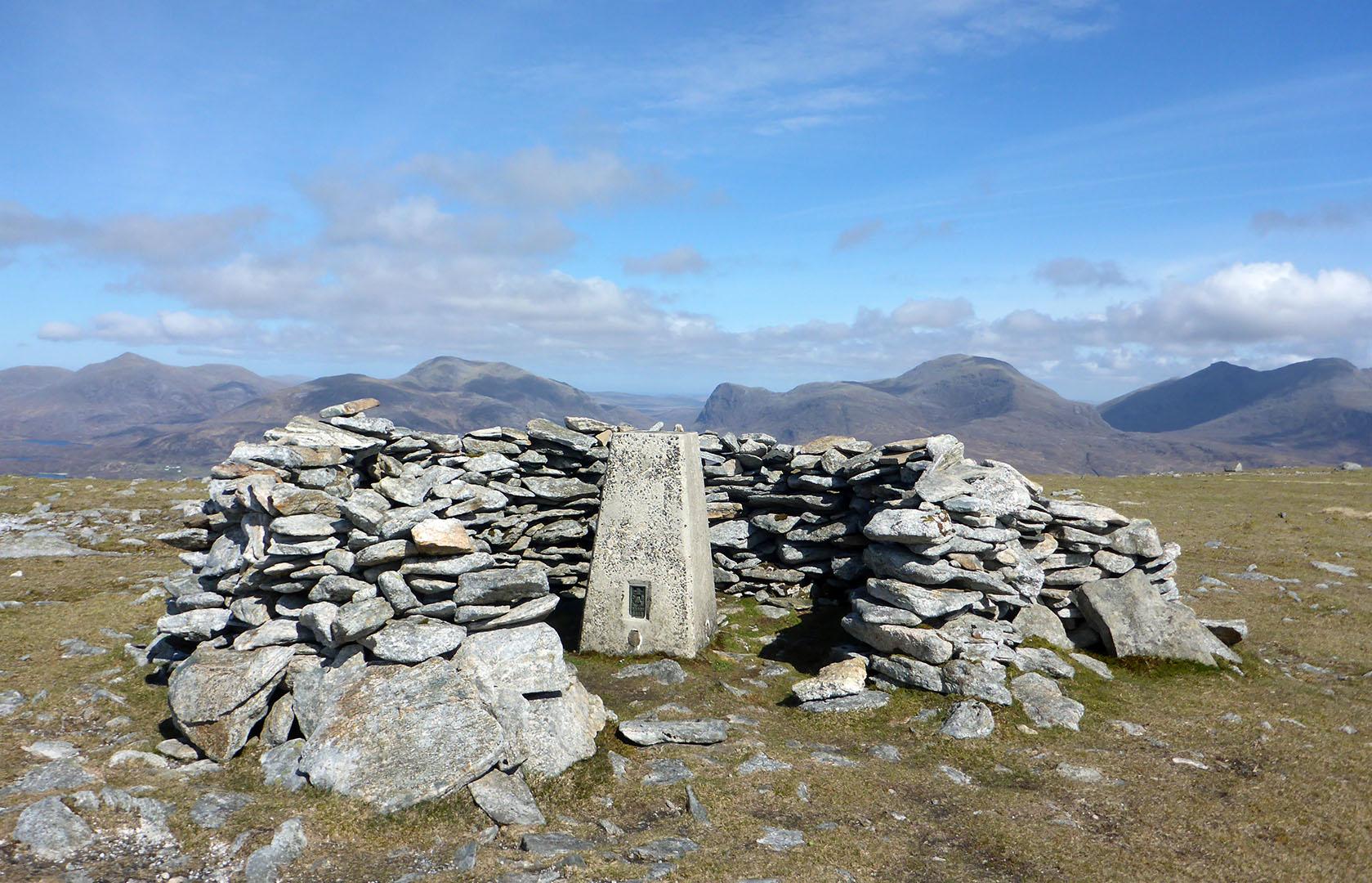 111 Summit Beinn Dubh