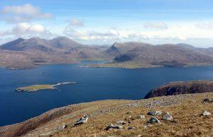 113 Loch a Siar to Tarbert, Loch Bun Abhain Eadarra to Ardashaig
