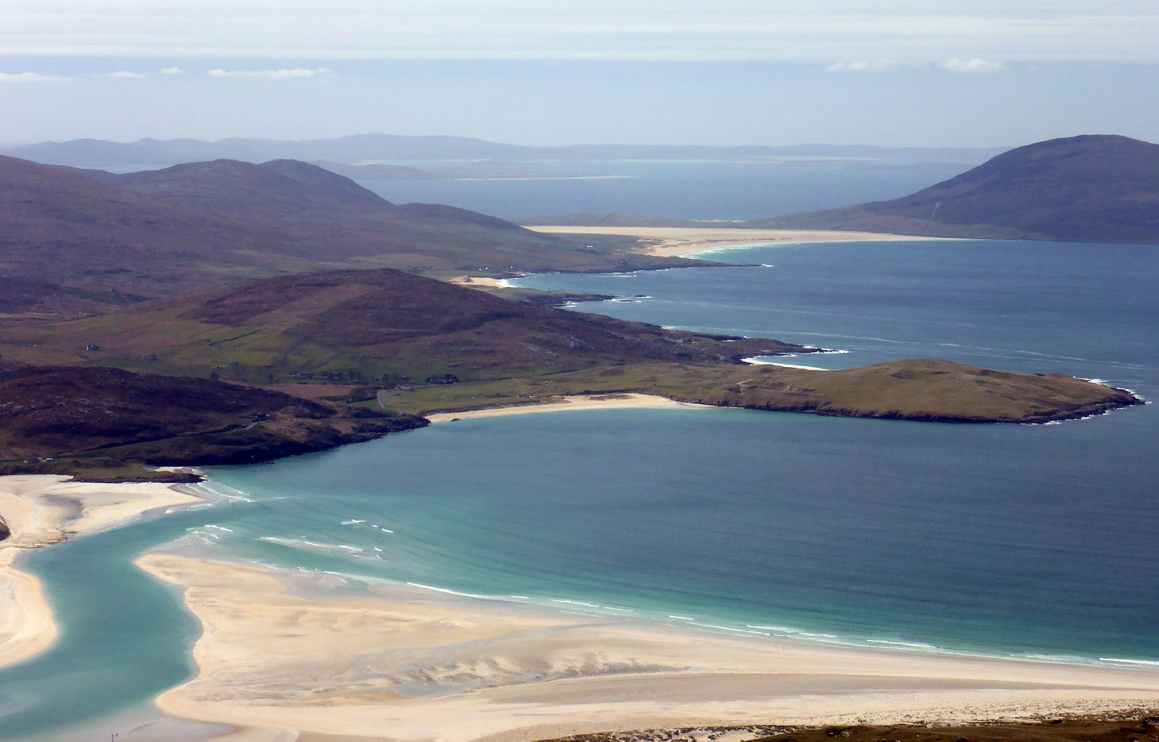 124 Beaches (s)west coast South Harris