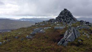 15 Second cairn Mor Mhonadh