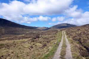 3 Going west from Bowglass
