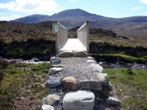38 Bridge by Loch Bhoisimid