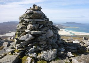 95 Summit Beinn Luskentyre