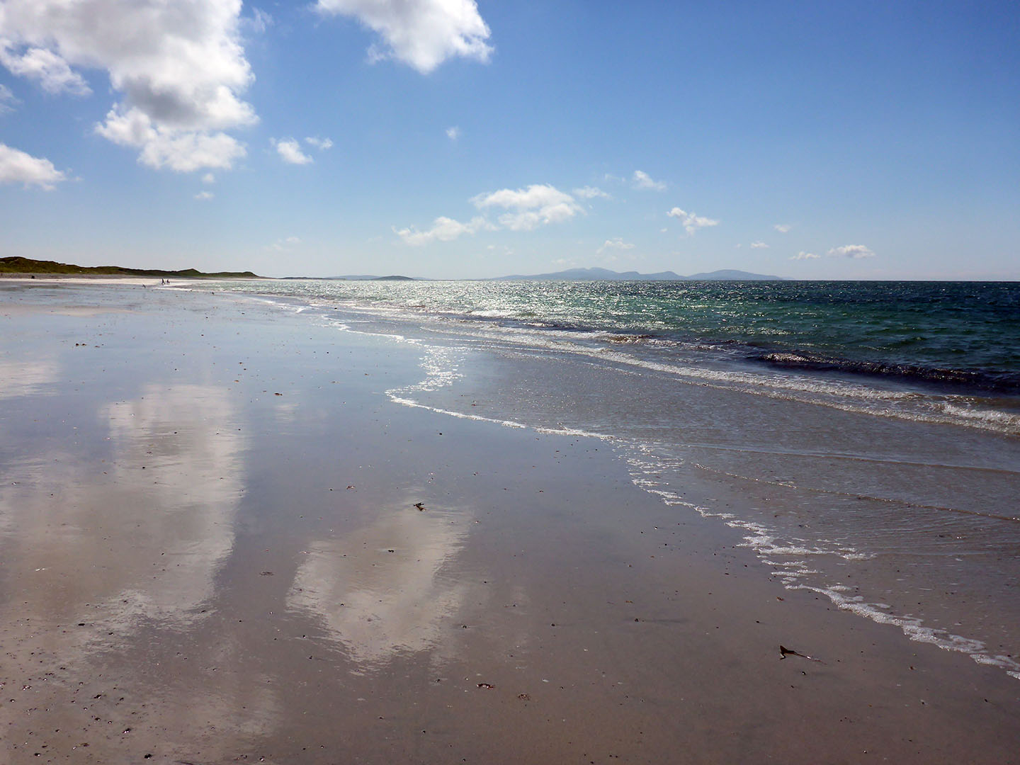 10 South Uist, looking south to Barra