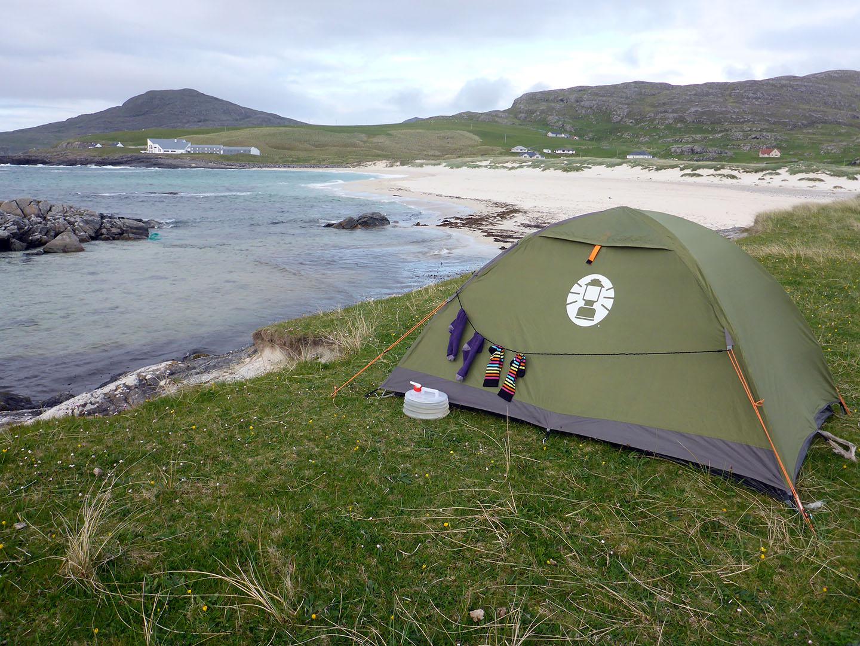 10 Tent Halaman Bay