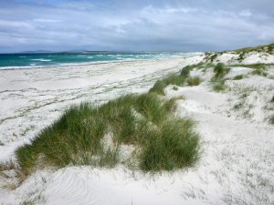 123 Sand dunes Traigh Bhalaigh towards Traigh Iar