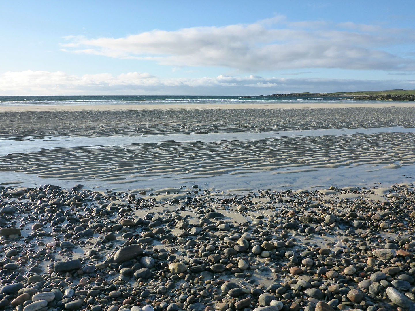 16 Traigh Stir, tide out