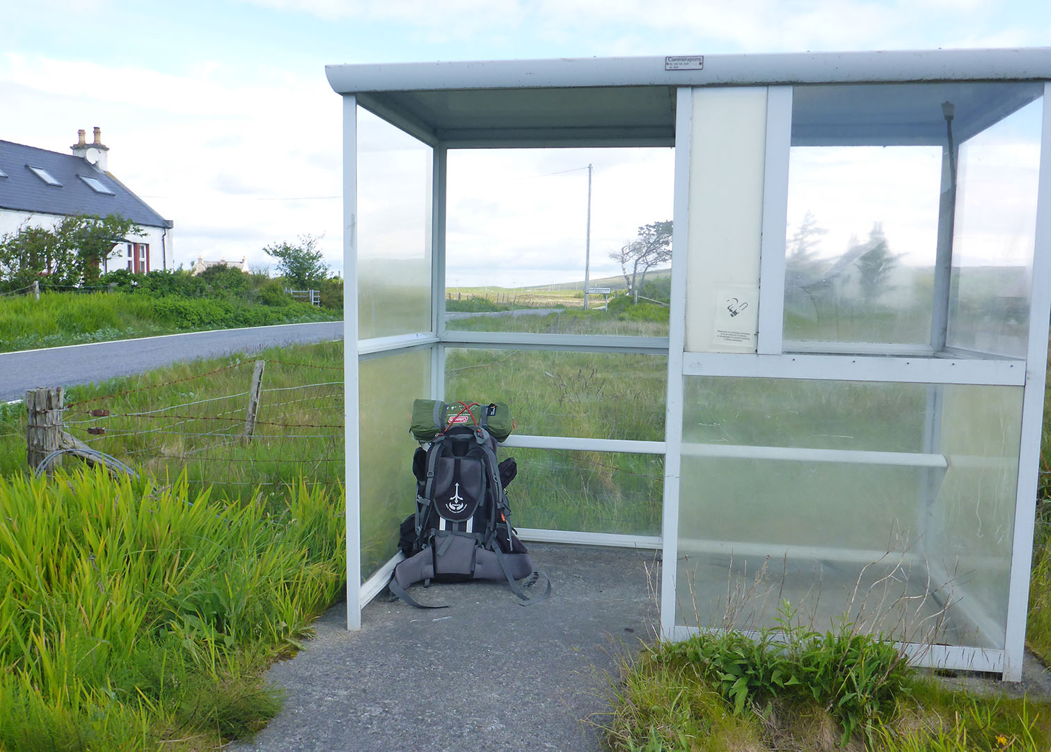 179 Bus shelter Stilligarry