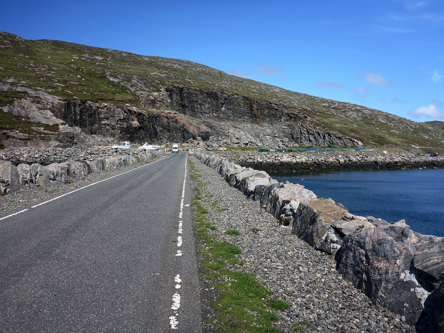 32 Causeway Vatersay to Barra