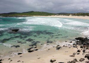 37 Stir Beach, tide in