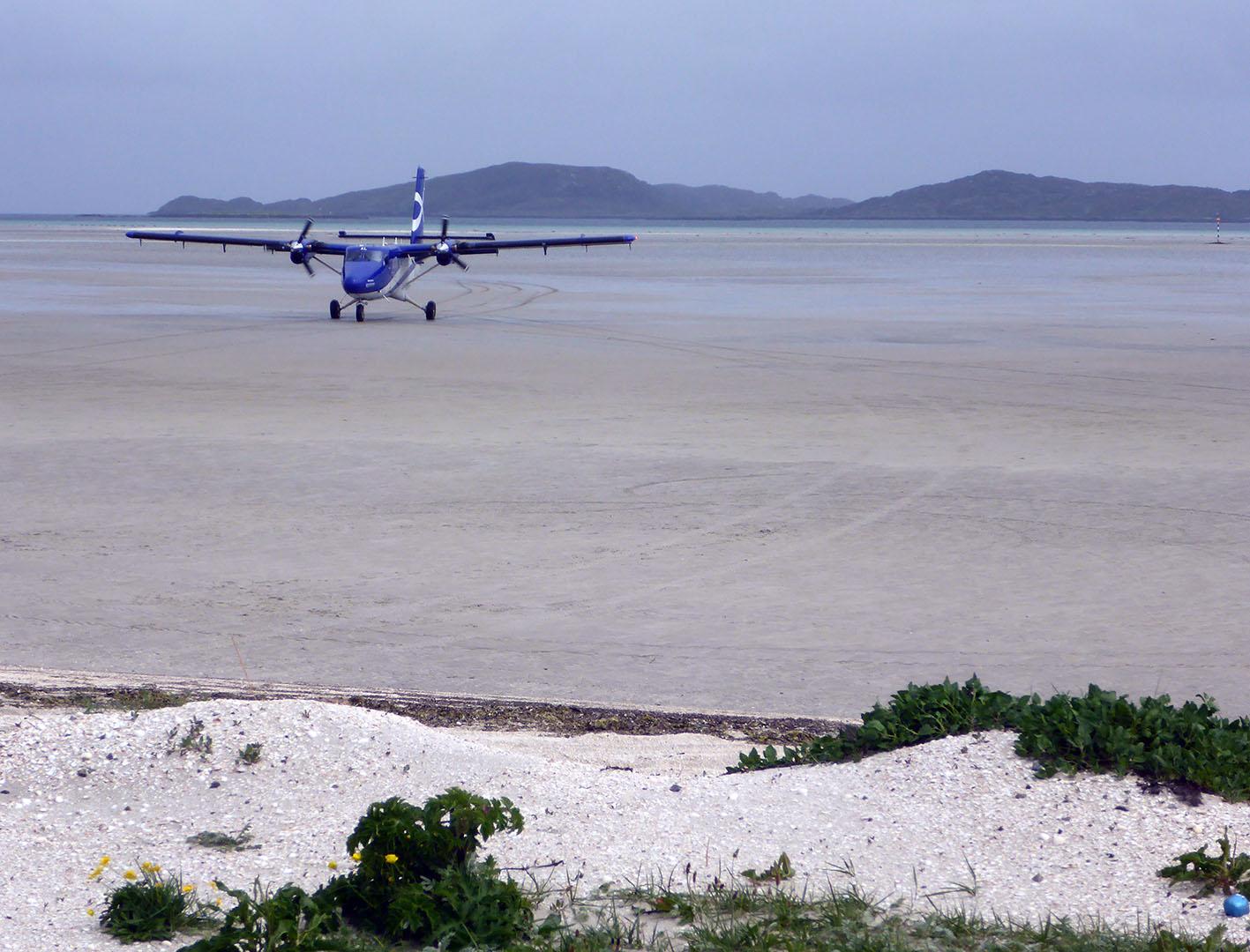 4 Barra Airport