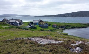 68 Berneray village, SE of the island