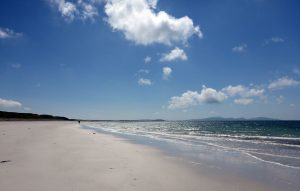 8 South Uist, looking south to Barra