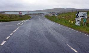 87 Directions to ferry, Uist, & Berneray shop