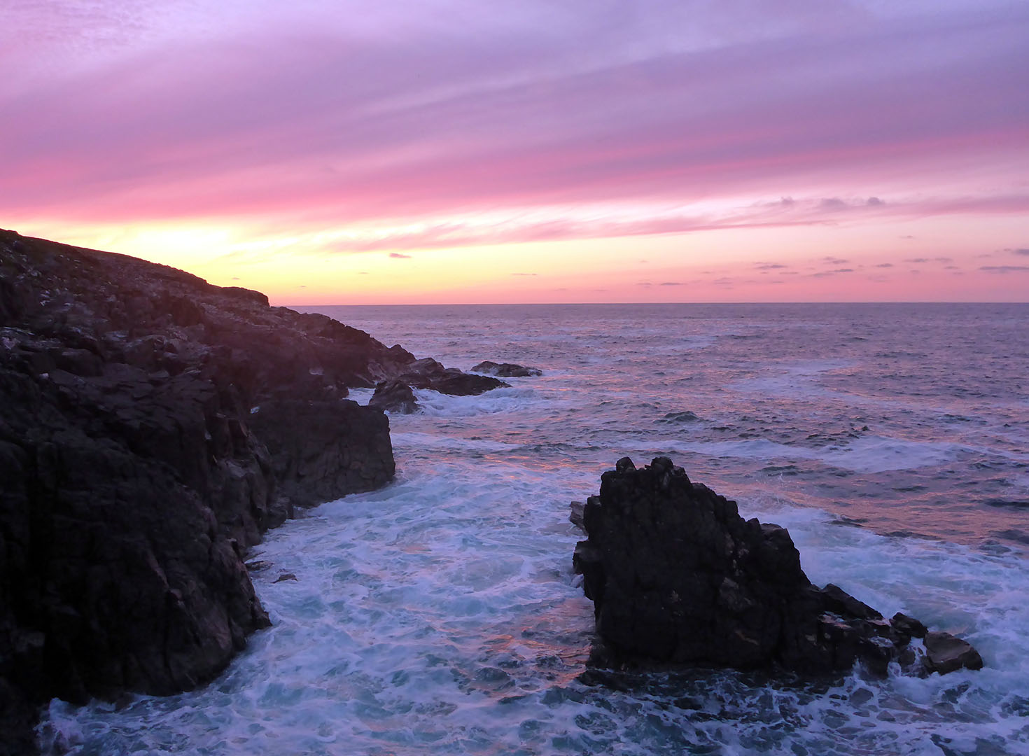 139 Sunset Sgeir Mhor