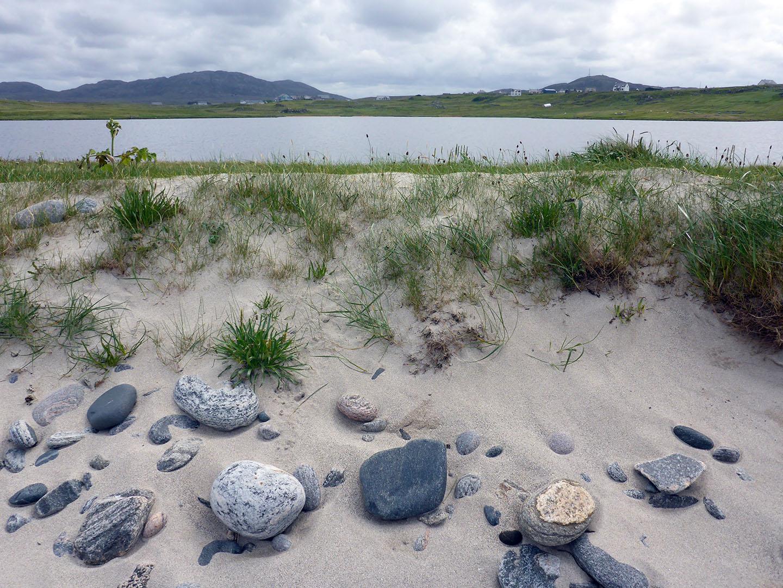 24 Shawbost Beach & Loch a Bhaile