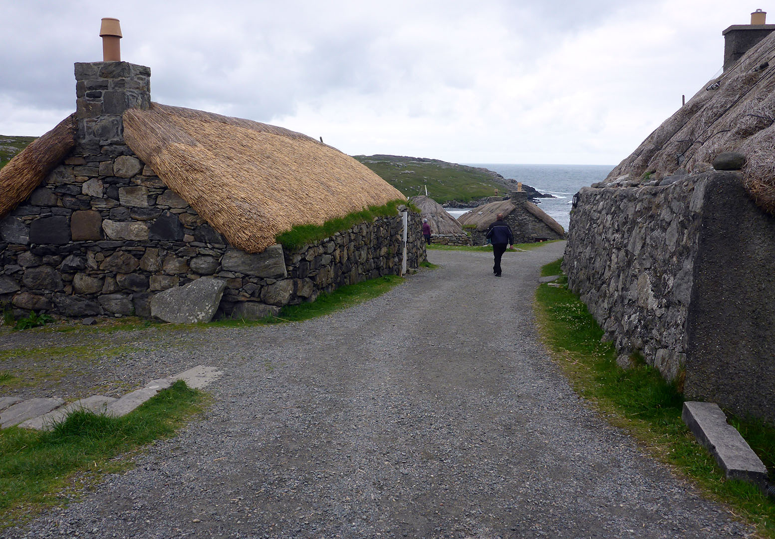 3 Garenin Blackhouse Village