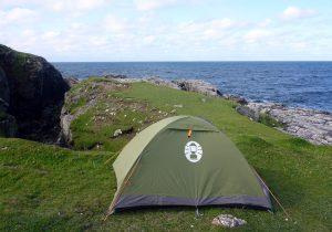 39 Tent Aird Bheag Bragair