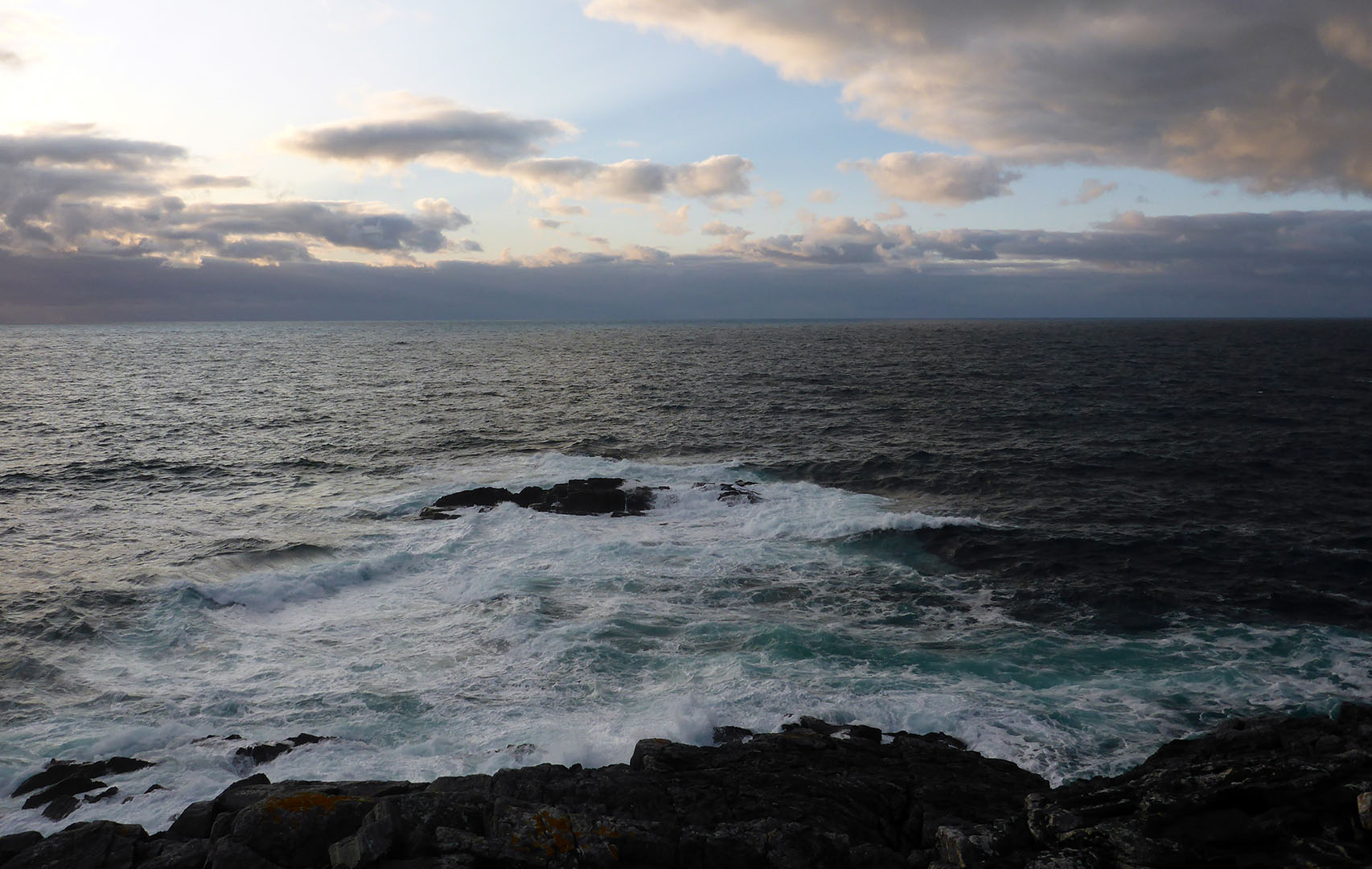 55 Bragar coast