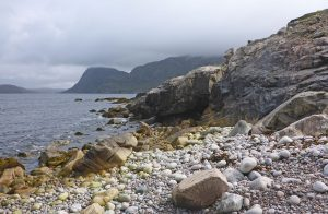 117 Mheilen towards Loch Crabhadail