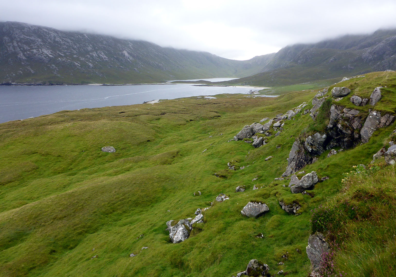 120 Loch Crabhadail looking SE