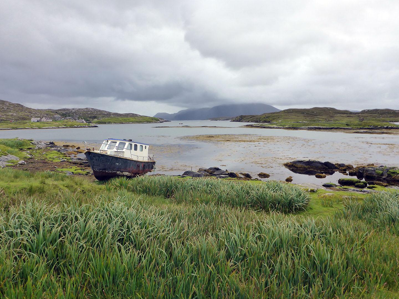 163 Boat Abhainn Suidhe