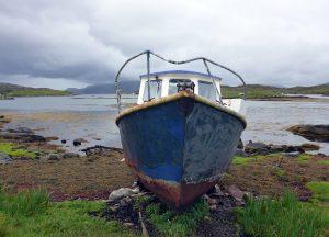164 Boat Abhainn Suidhe