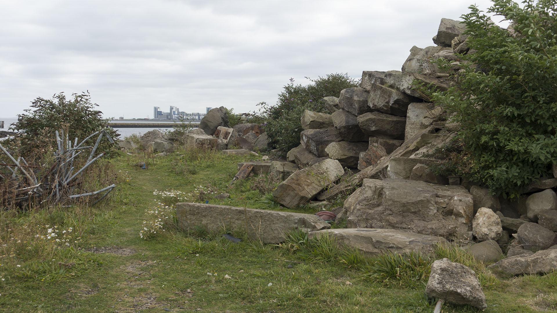 Granton Harbour 09