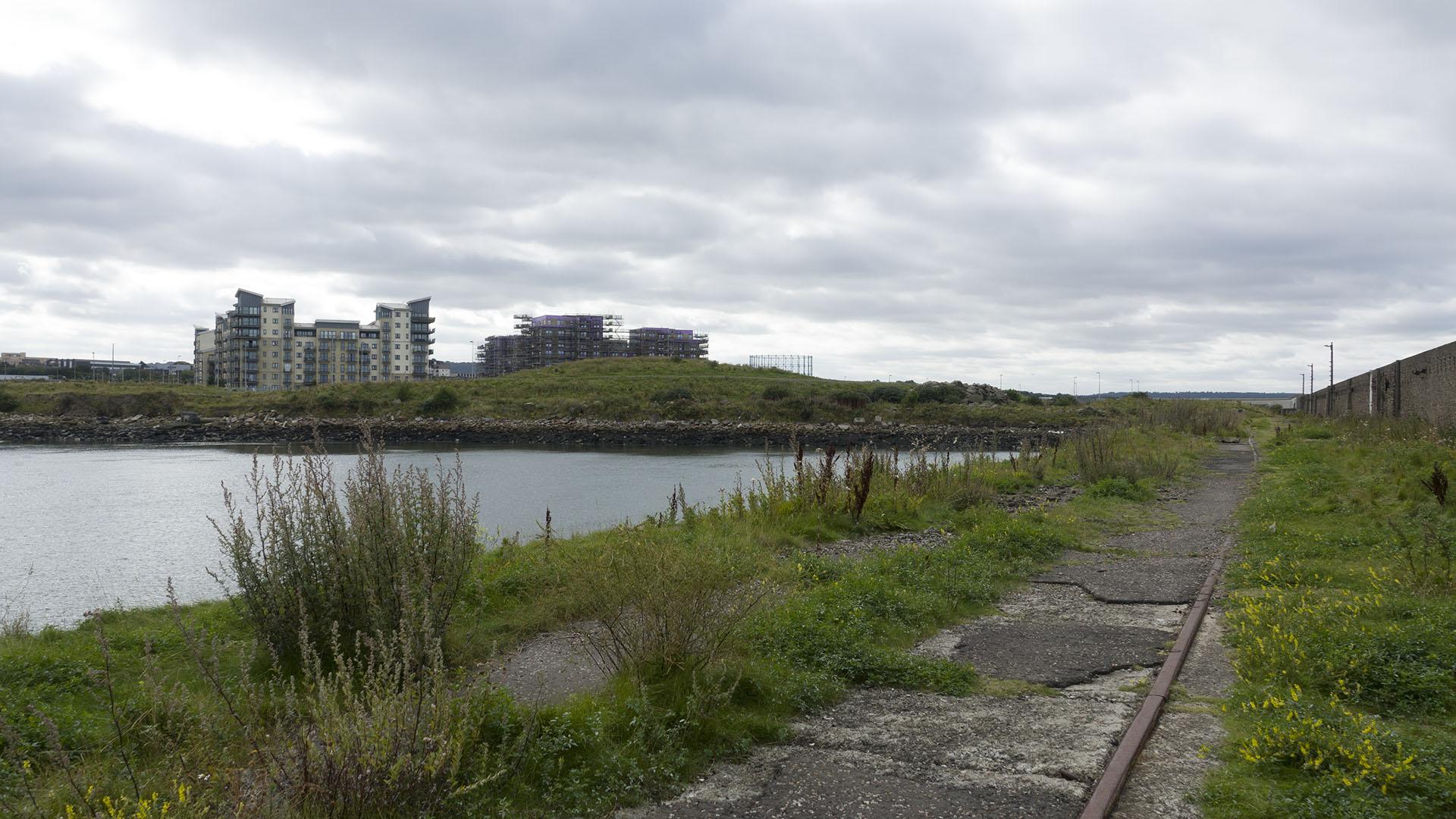 Granton Harbour 12