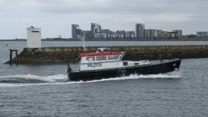 Granton Harbour 18