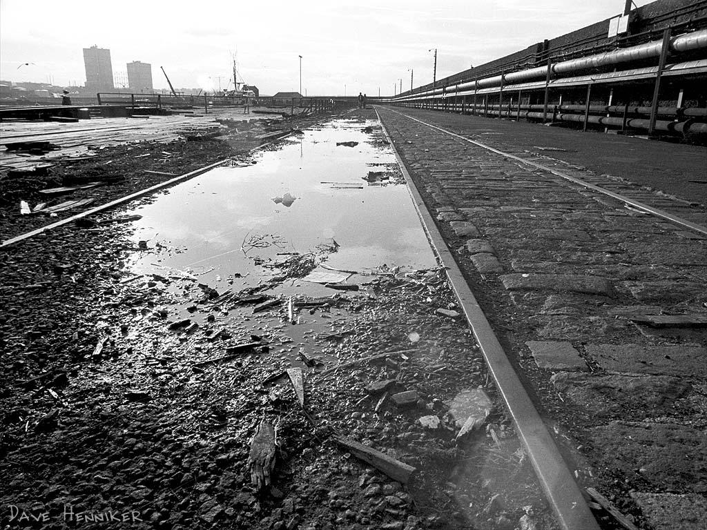 Granton Harbour late '70s