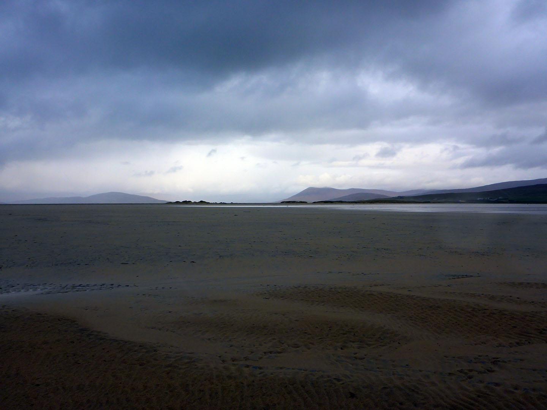 18 Scarista towards dunes looking N