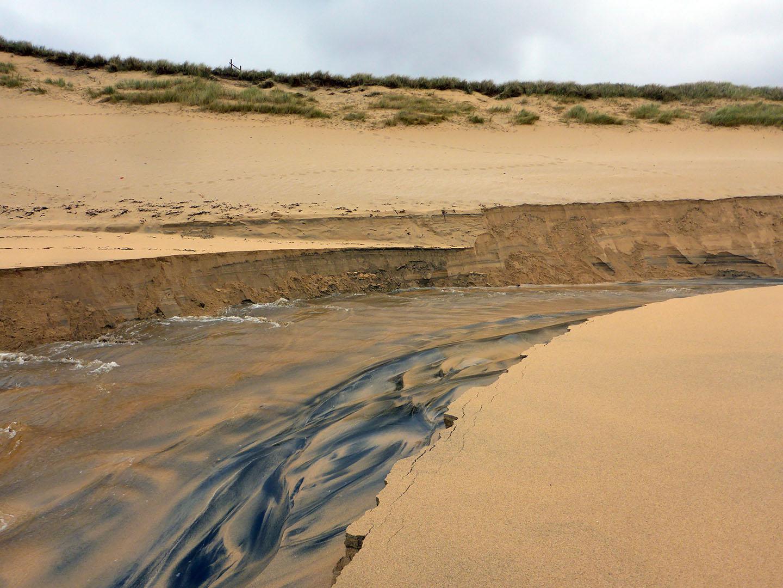 37 Scarista beach NE end