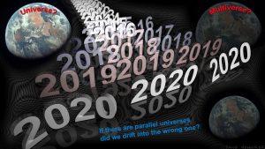 Wrong Universe