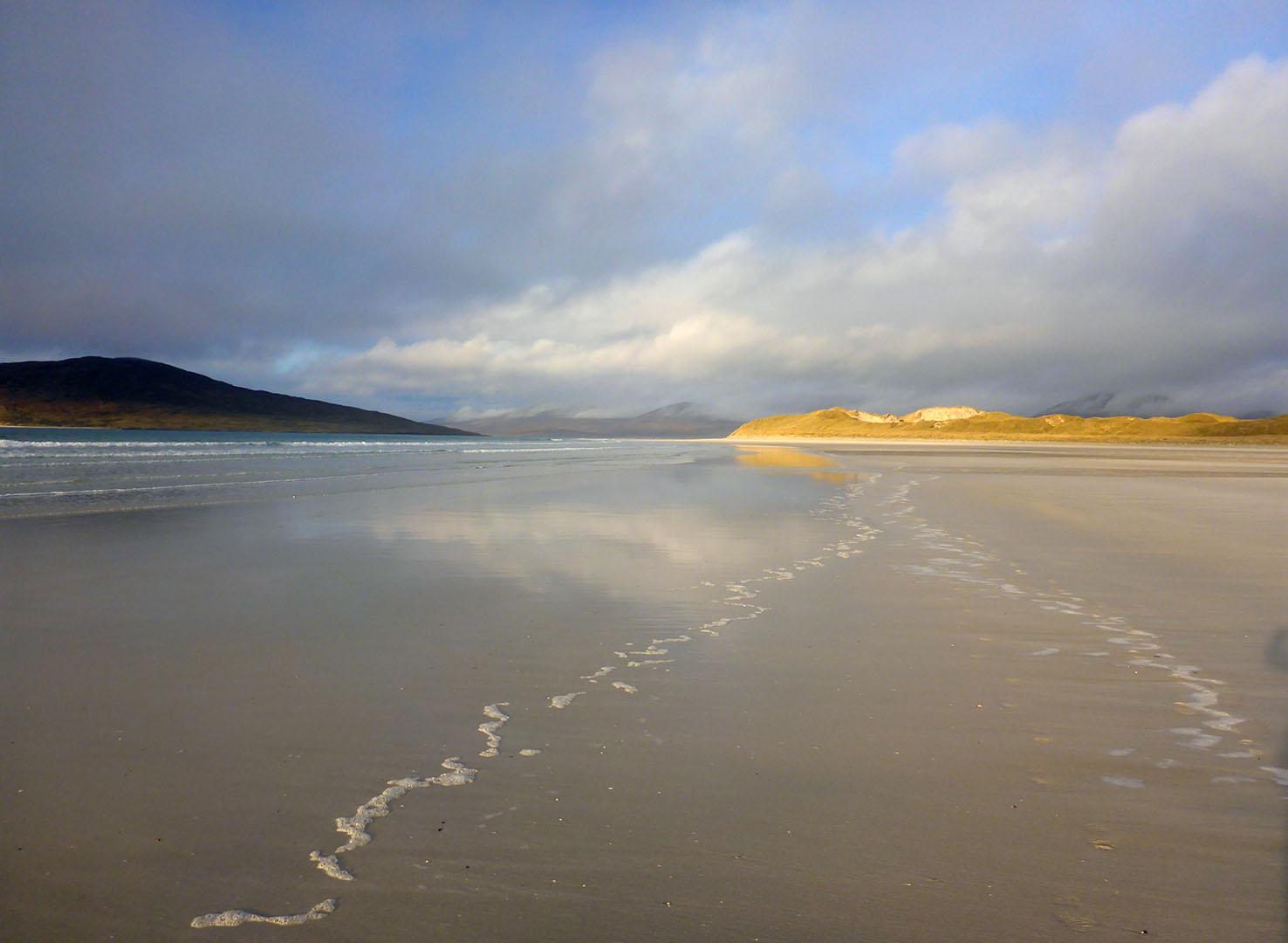 101 Island of Taransay & Luskentyre dunes
