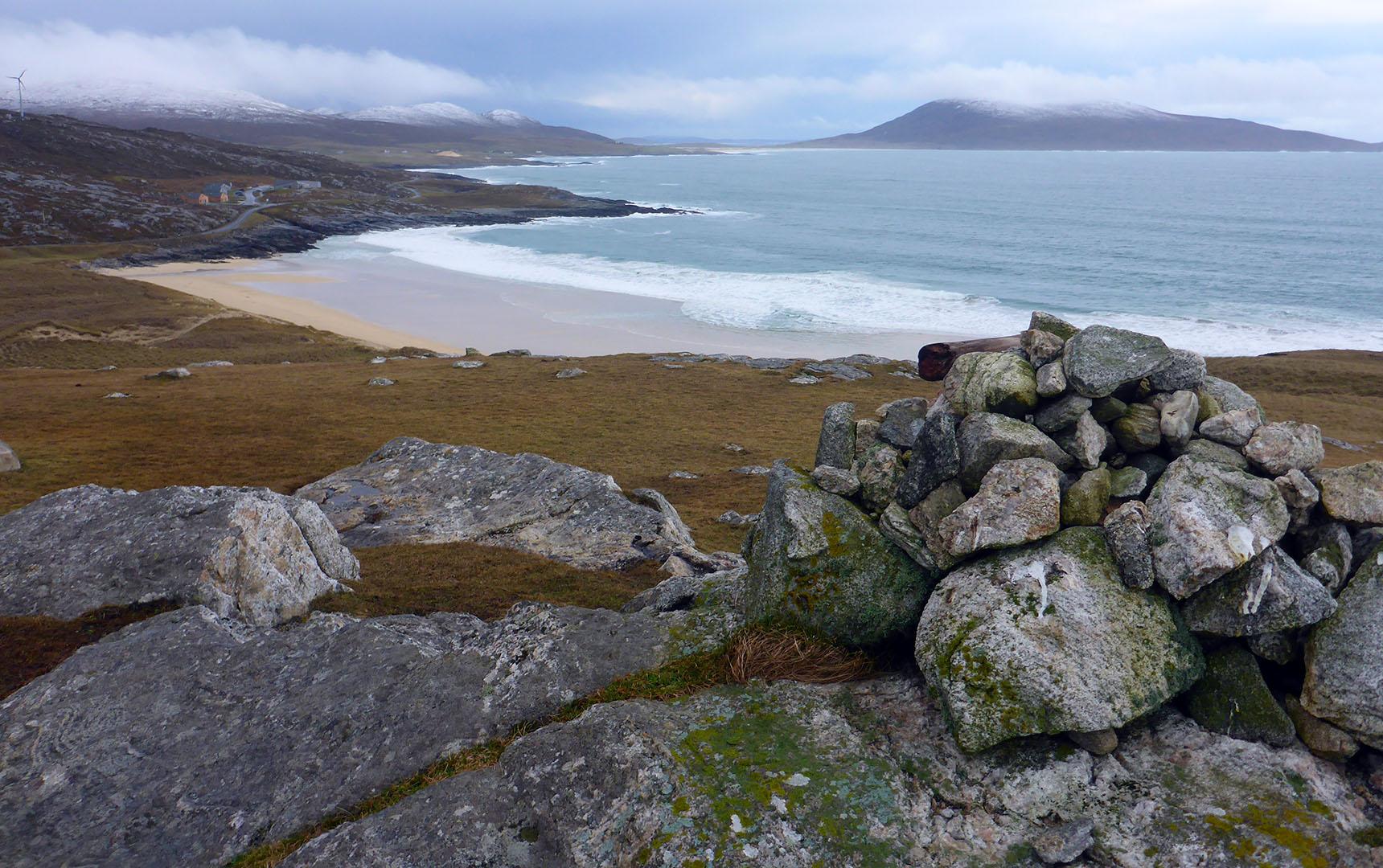 43 Cairn summit Aird Niaosaboist