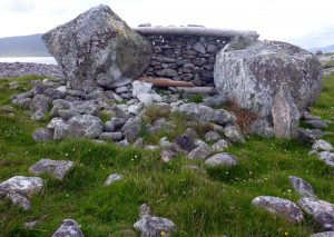 10 Stone structure Aird Grothadnais
