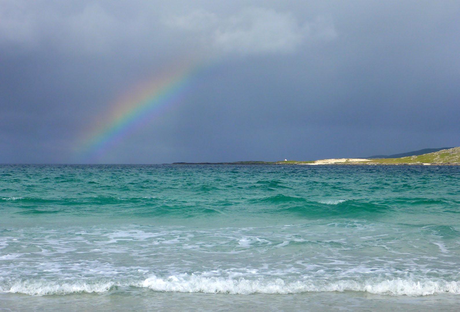 28 Rainbow Taransay