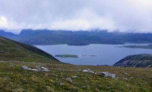 48 West Loch Tarbert from Beinn Dhubh