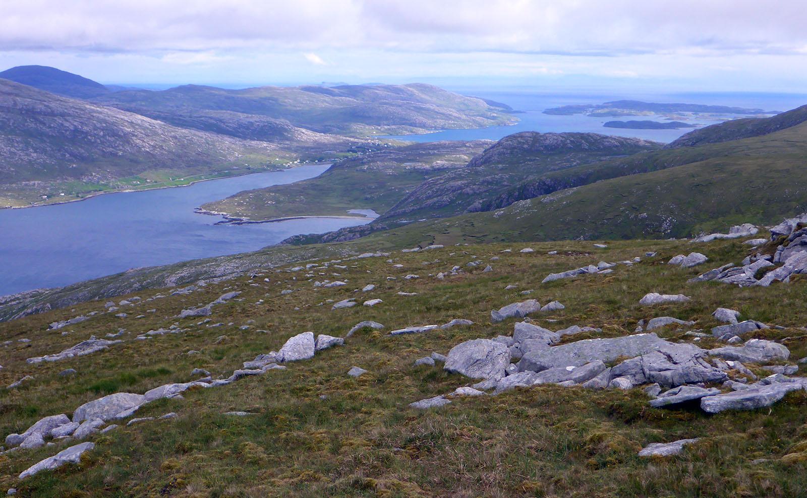 58 West Loch Tarbert, Loch an Tarbert
