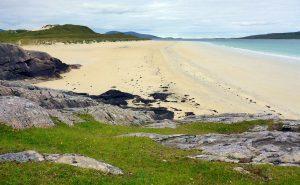 78 Luskentyre beach with dunes & Taransay